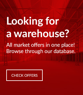 Looking for a warehouse for rent?